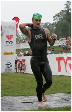 Energy Sourcing Founder Completes the 1st Ironman Texas