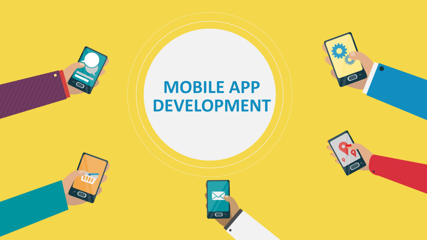 Mobile – Top Four Reasons To Build An App